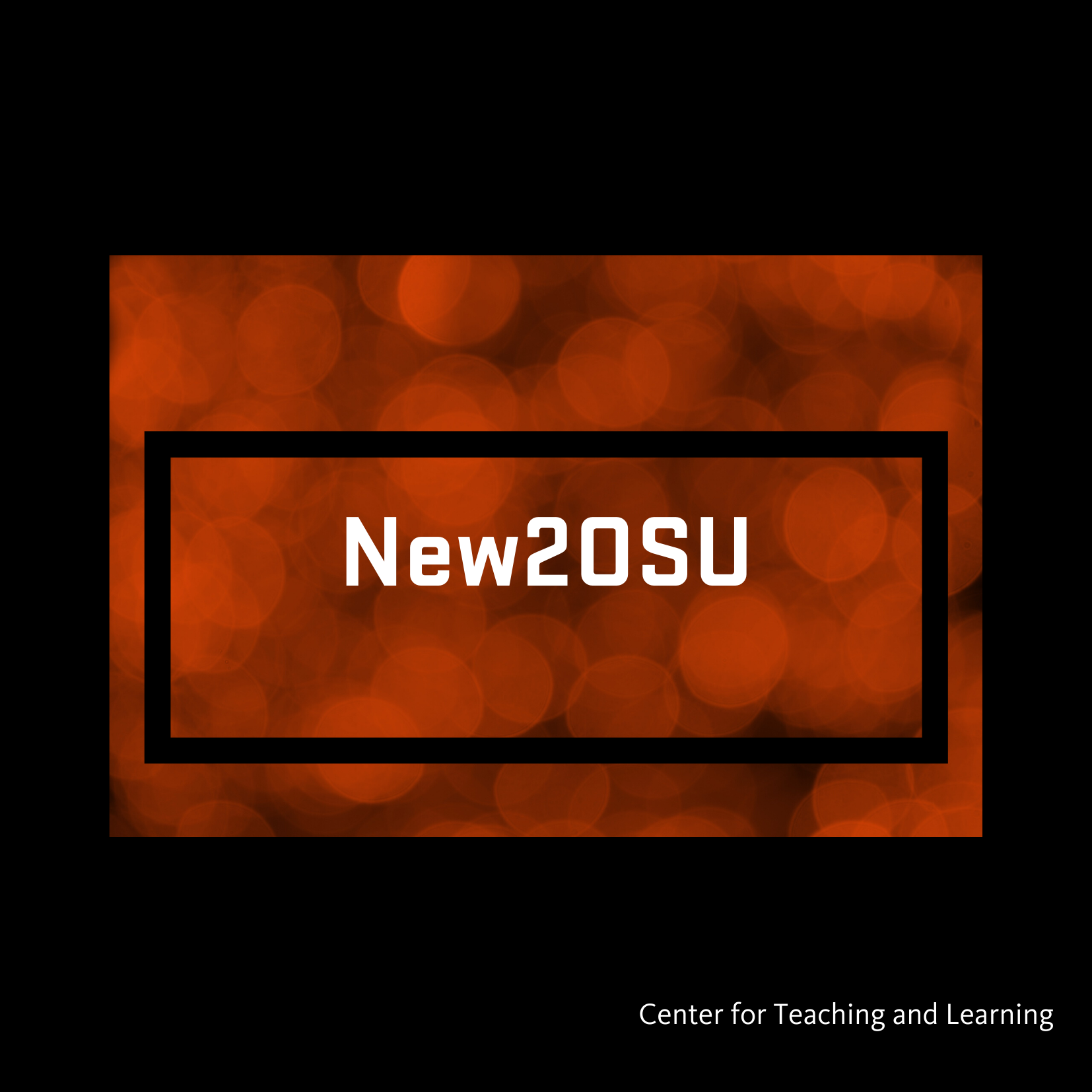 New to OSU