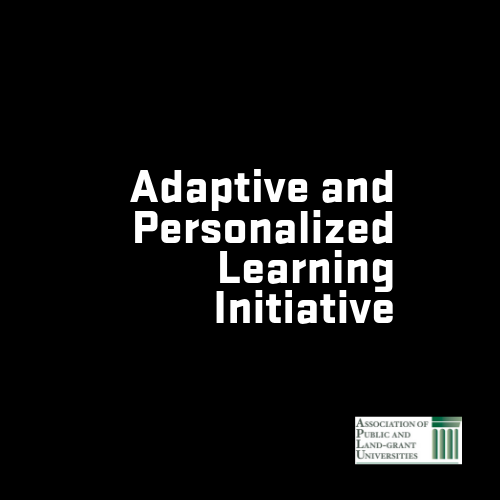 Adaptive and Personalized Learning Initiative
